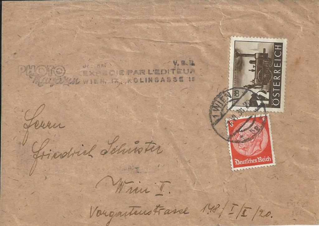 Österreich im III. Reich (Ostmark) Belege - Seite 25 Bild_865
