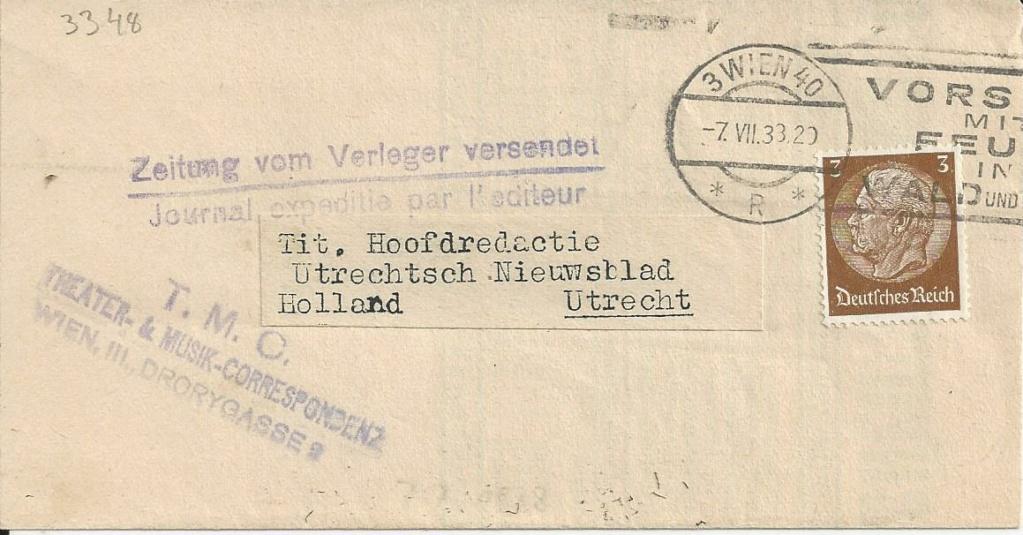 Österreich im III. Reich (Ostmark) Belege - Seite 25 Bild_866