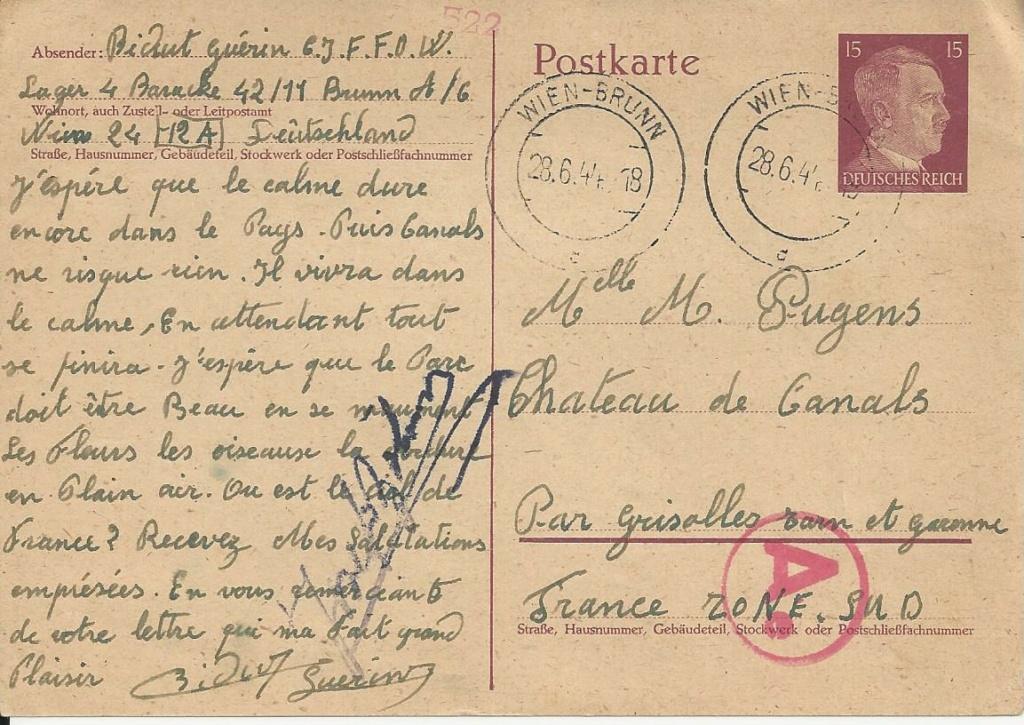 Österreich im III. Reich (Ostmark) Belege - Seite 25 Bild_867