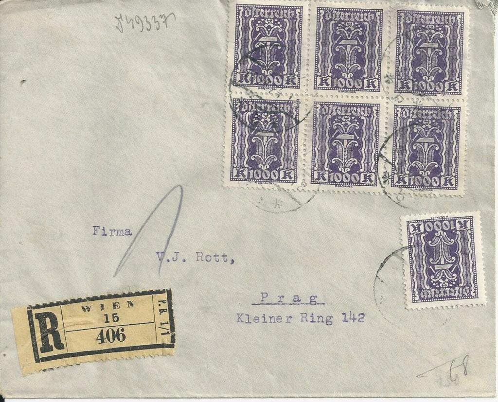 Inflation in Österreich - Belege - 1918 bis 1925 - Seite 27 Bild_880