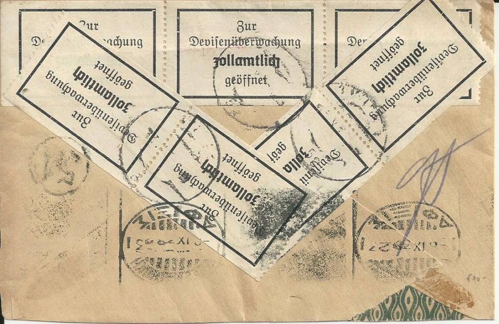 Zensuren unter deutscher Herrschaft bis 1945 - Seite 3 Bild_881