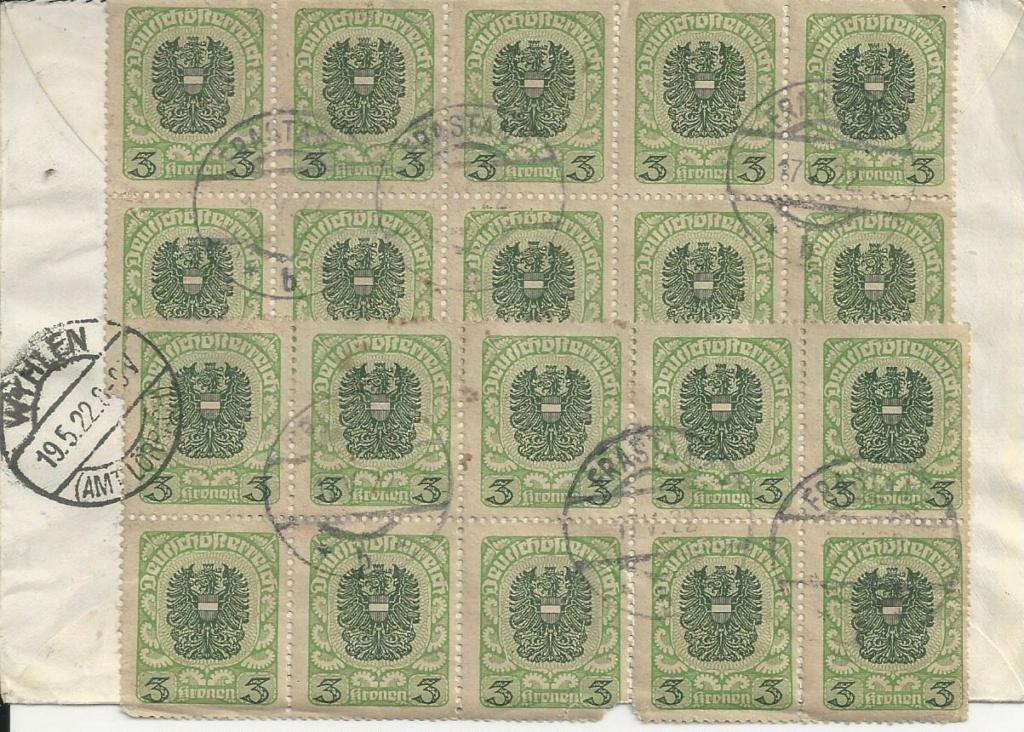 Inflation in Österreich - Belege - 1918 bis 1925 - Seite 27 Bild_890