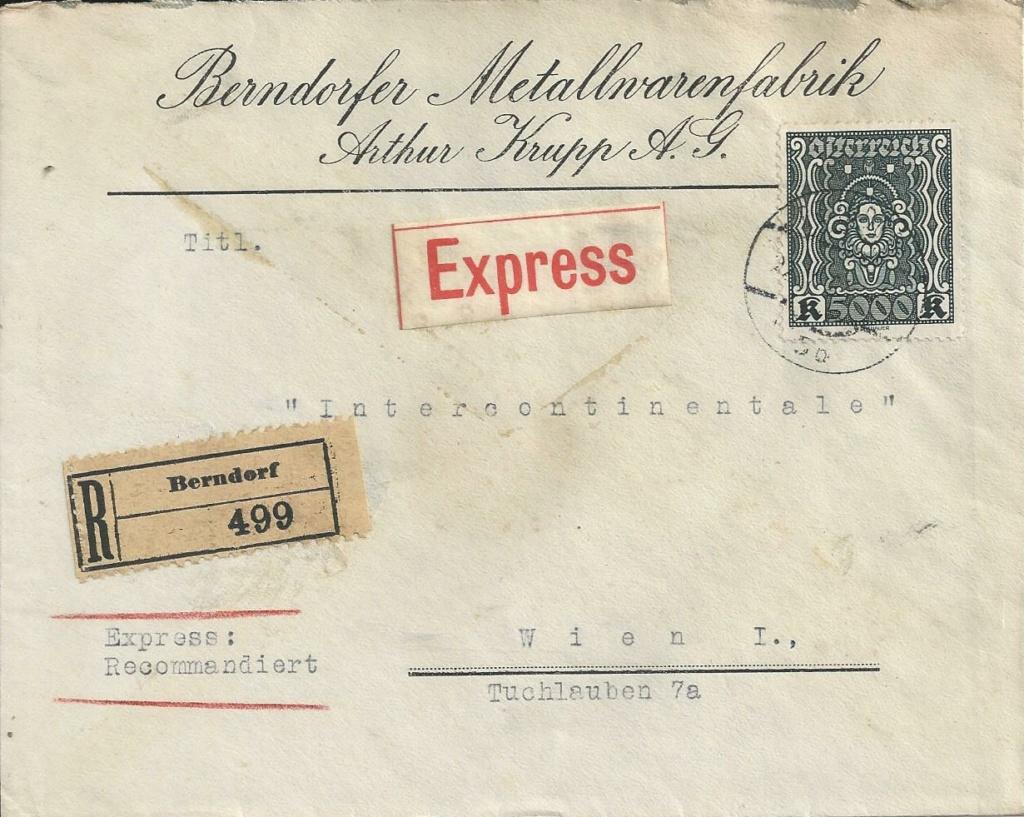 Inflation in Österreich - Belege - 1918 bis 1925 - Seite 27 Bild_891