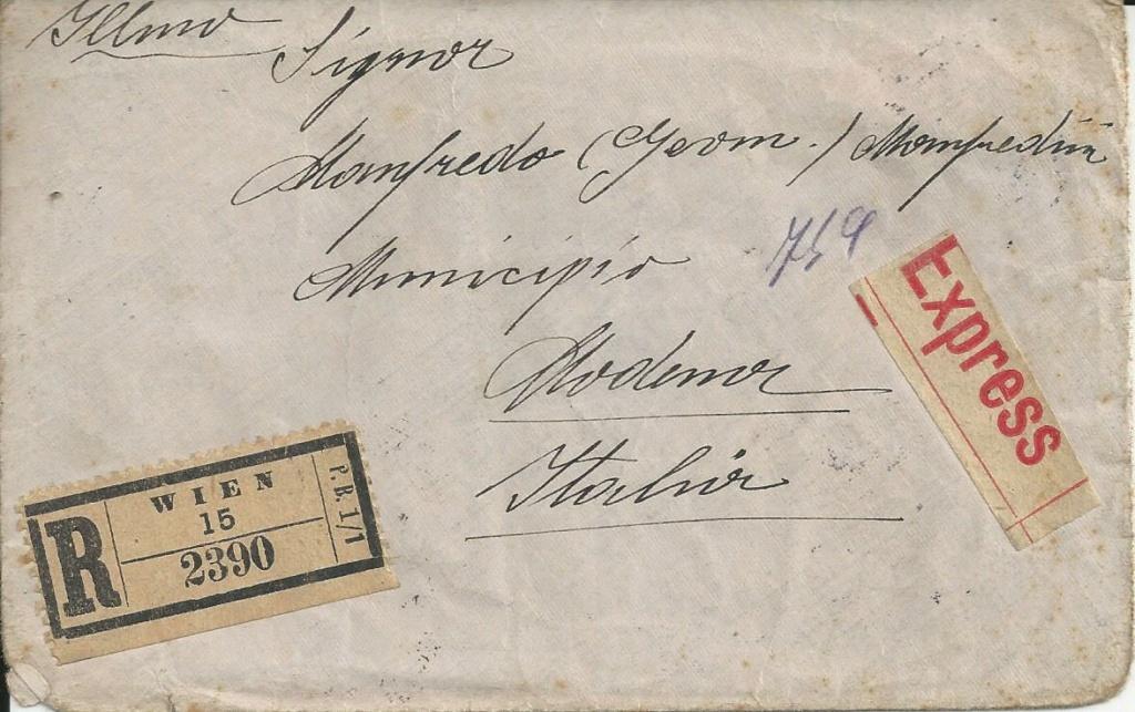 Inflation in Österreich - Belege - 1918 bis 1925 - Seite 27 Bild_892