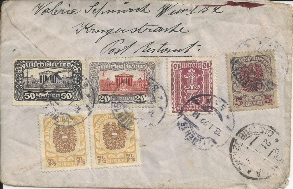 Inflation in Österreich - Belege - 1918 bis 1925 - Seite 27 Bild_893