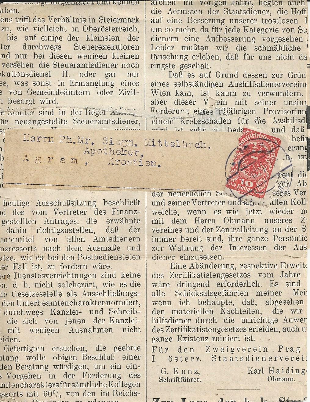 Inflation in Österreich - Belege - 1918 bis 1925 - Seite 27 Bild_894