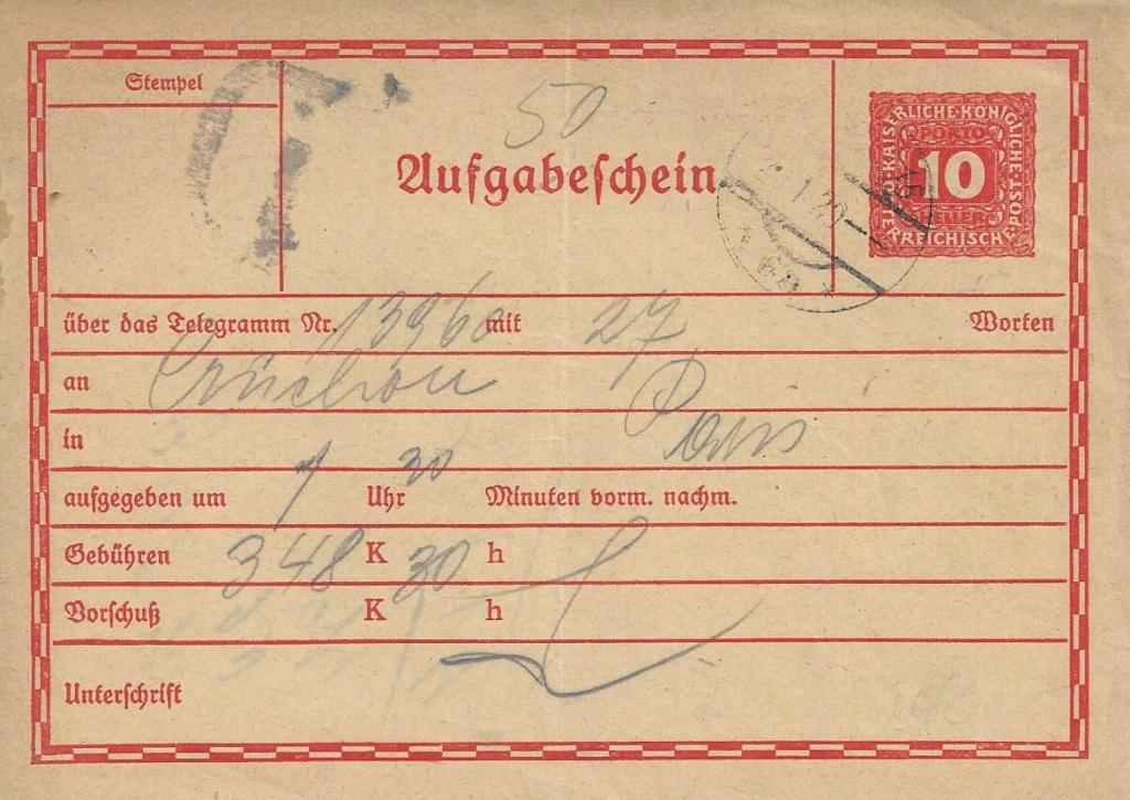 Inflation in Österreich - Belege - 1918 bis 1925 - Seite 27 Bild_896