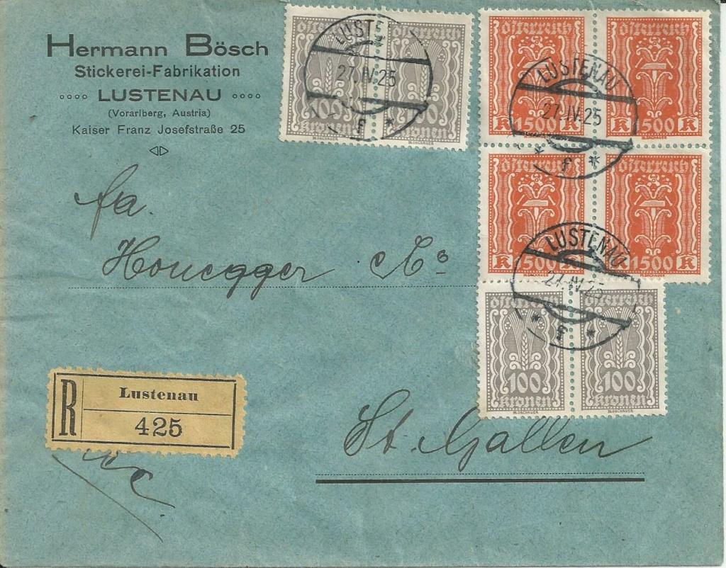 Inflation in Österreich - Belege - 1918 bis 1925 - Seite 27 Bild_904