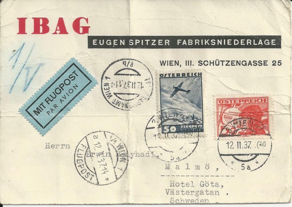 Österreich 1925 - 1938 - Seite 18 Bild_905