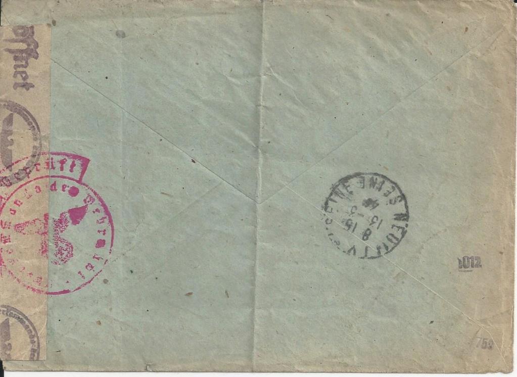 Zensuren unter deutscher Herrschaft bis 1945 - Seite 2 Bild_914