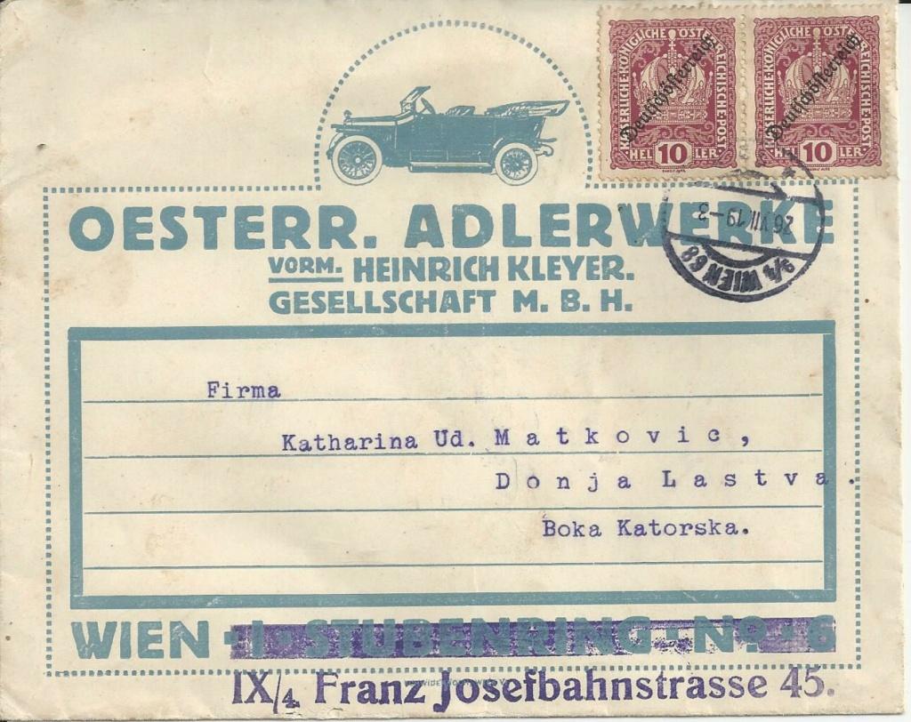 Inflation in Österreich - Belege - 1918 bis 1925 - Seite 26 Bild_920