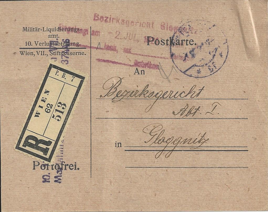 Inflation in Österreich - Belege - 1918 bis 1925 - Seite 27 Bild_921