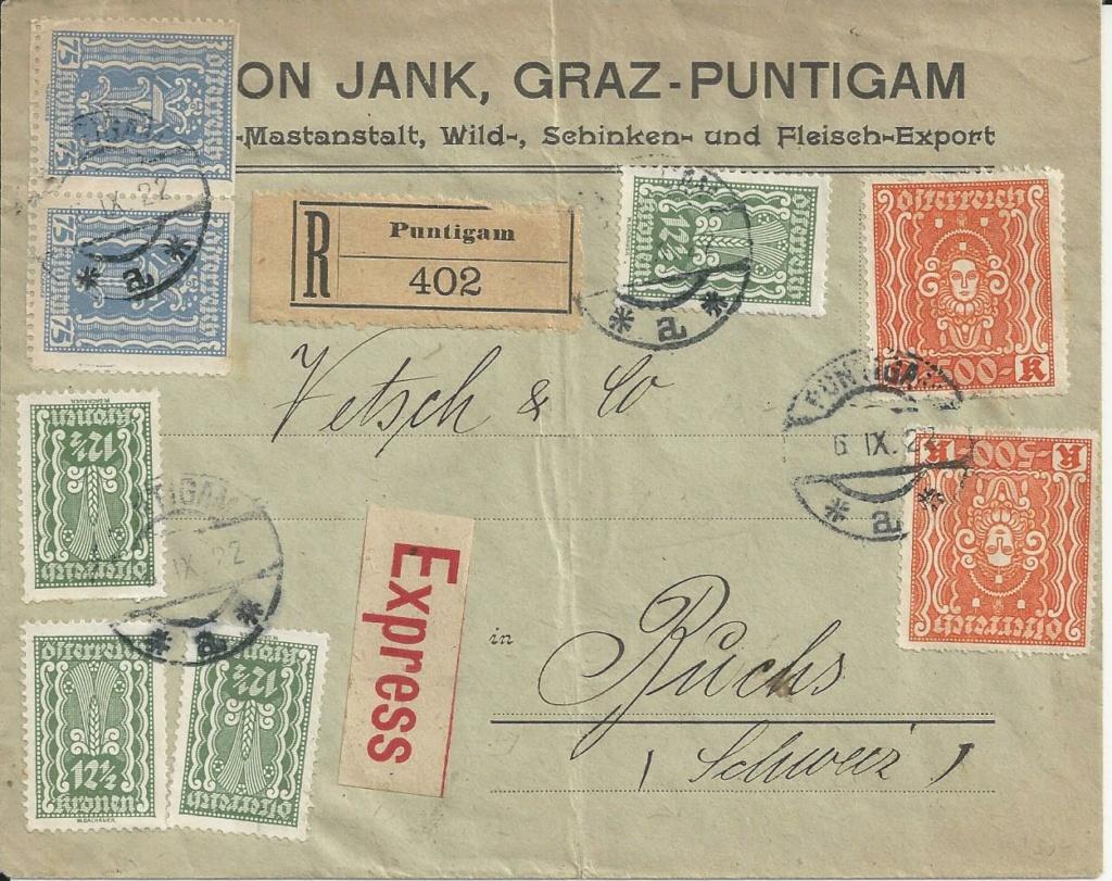 Inflation in Österreich - Belege - 1918 bis 1925 - Seite 27 Bild_928