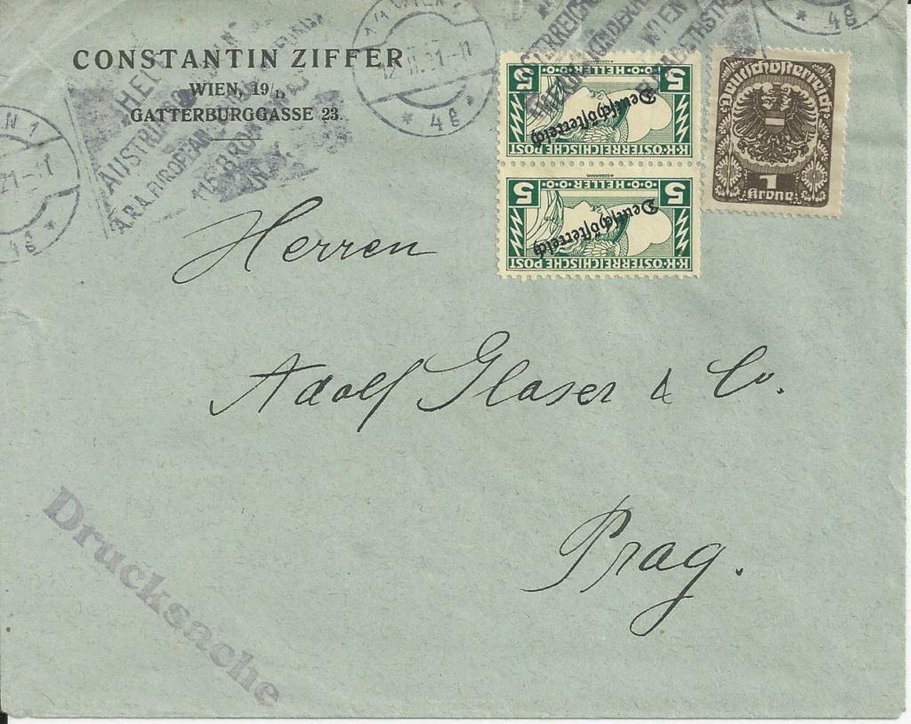 Inflation in Österreich - Belege - 1918 bis 1925 - Seite 27 Bild_929