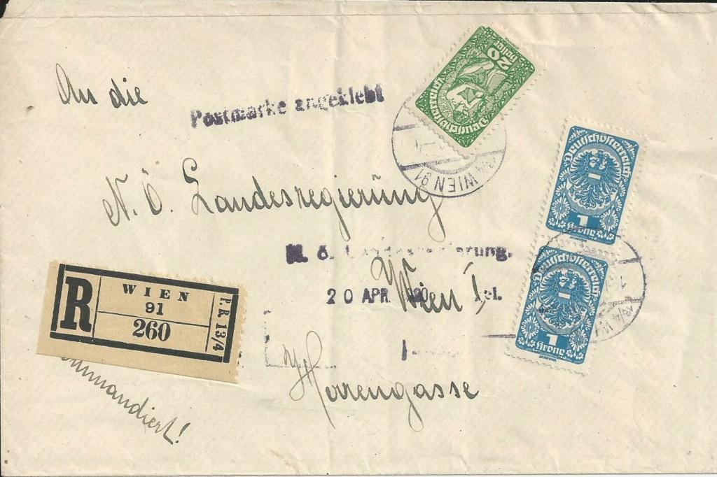 Inflation in Österreich - Belege - 1918 bis 1925 - Seite 28 Bild_930