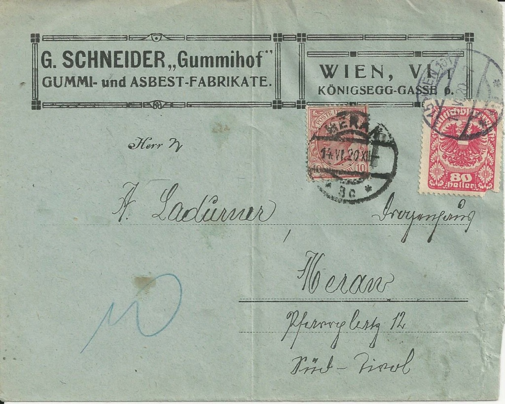 Inflation in Österreich - Belege - 1918 bis 1925 - Seite 28 Bild_932