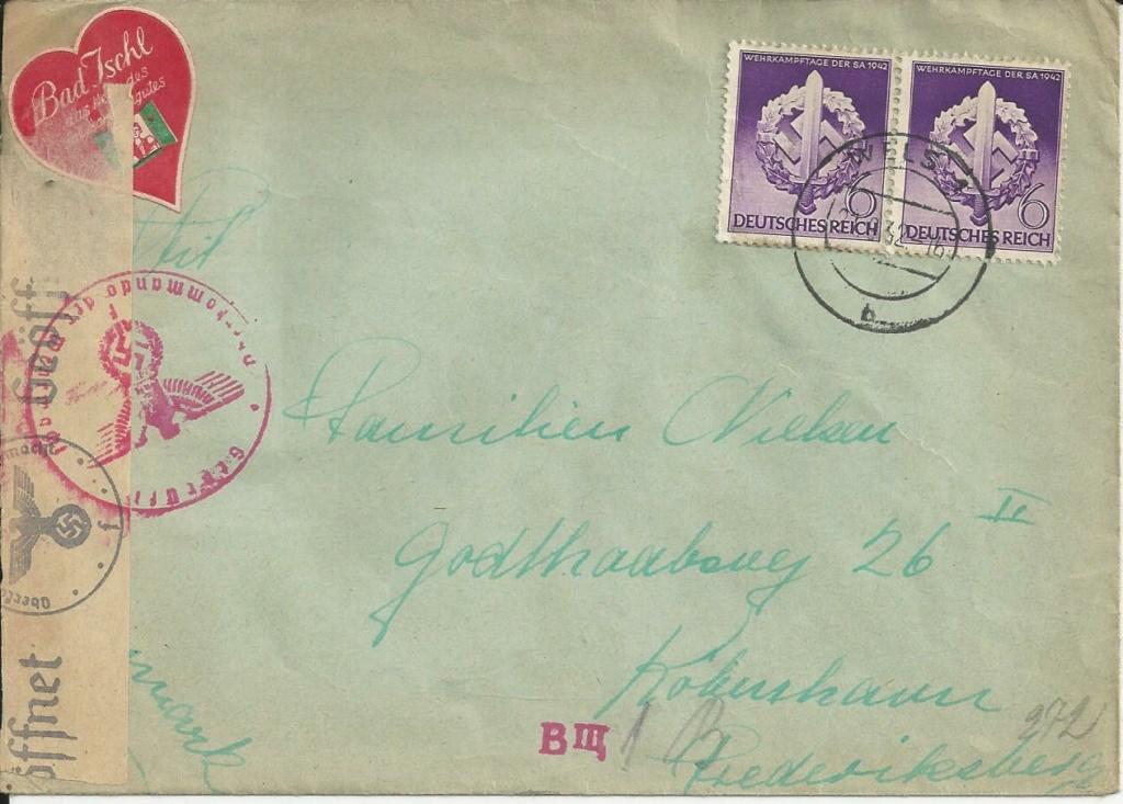 Österreich im III. Reich (Ostmark) Belege - Seite 26 Bild_945