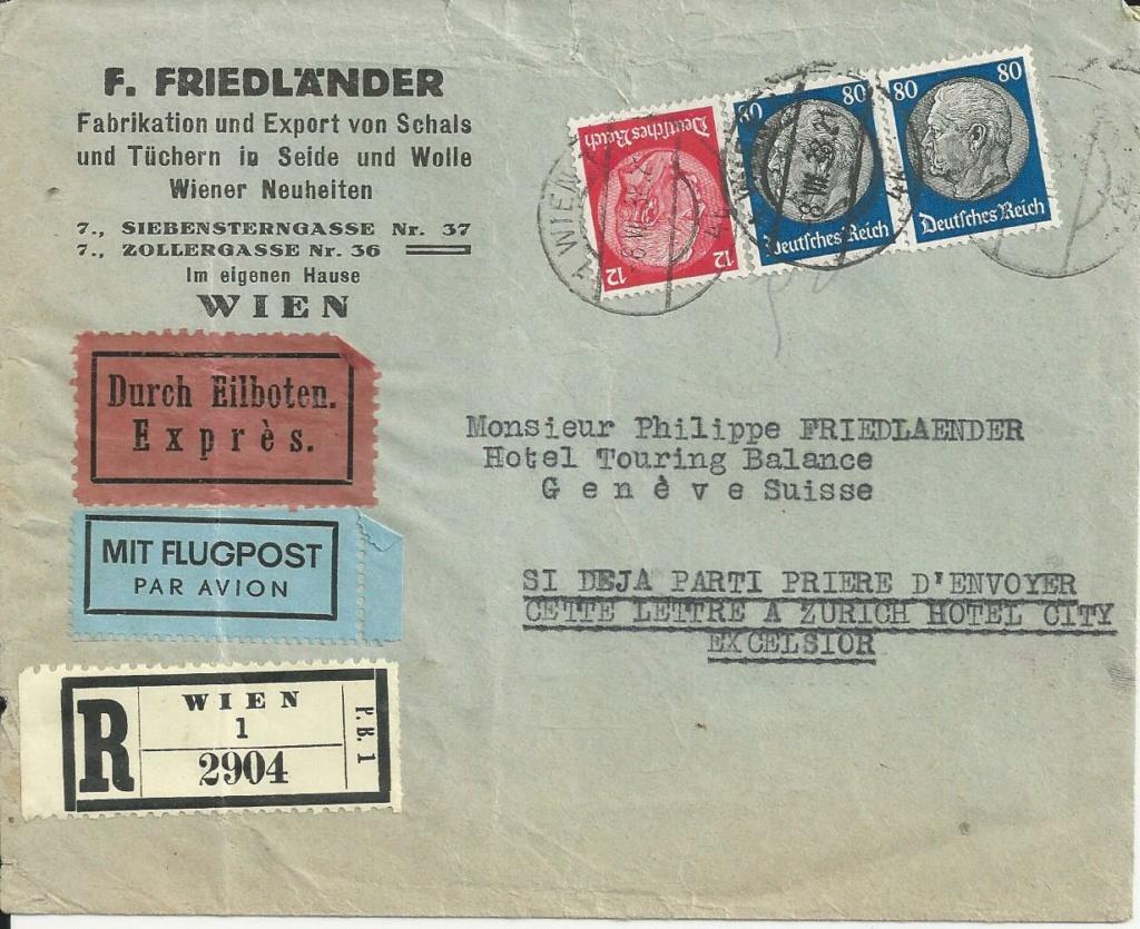 Österreich im III. Reich (Ostmark) Belege - Seite 26 Bild_948