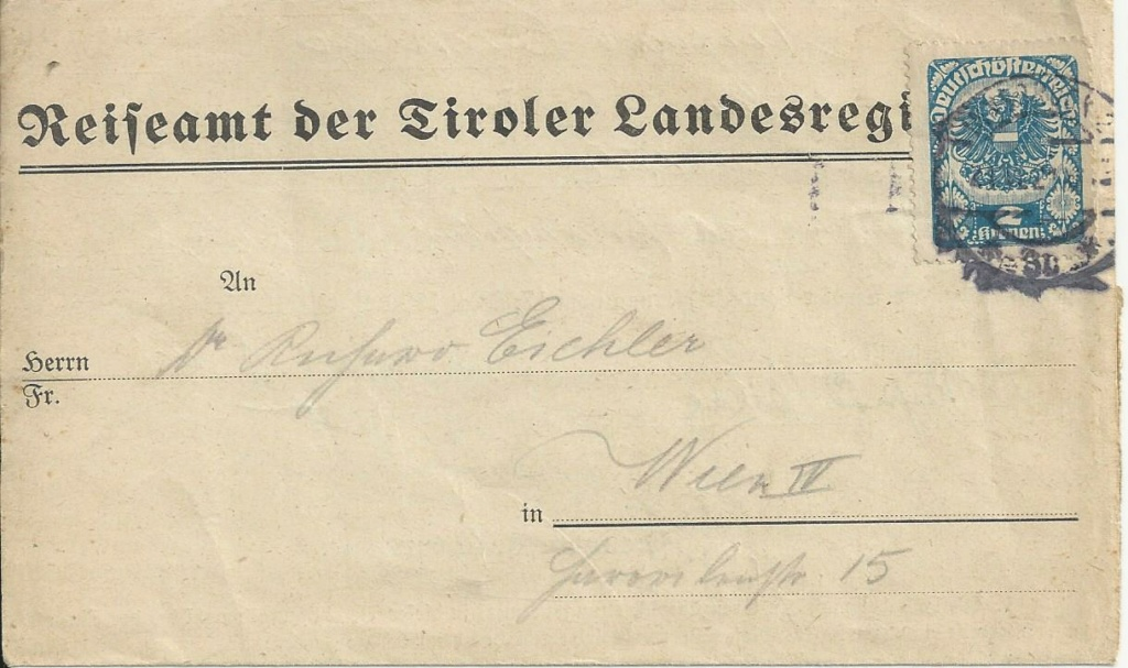 Inflation in Österreich - Belege - 1918 bis 1925 - Seite 28 Bild_952