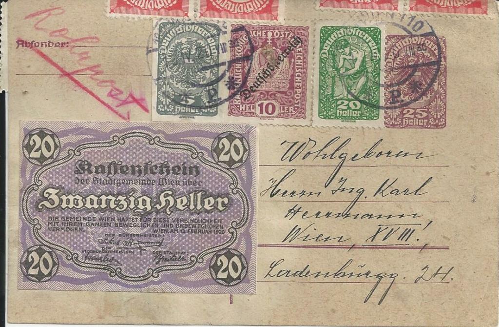 Inflation in Österreich - Belege - 1918 bis 1925 - Seite 28 Bild_961