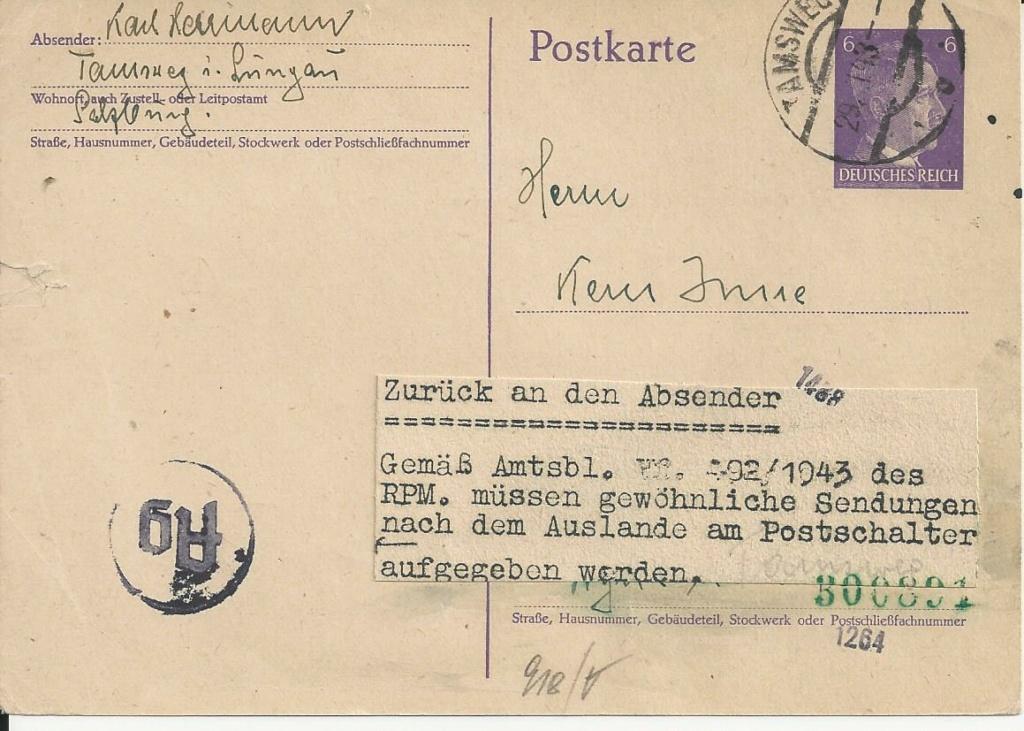 Zensuren unter deutscher Herrschaft bis 1945 - Seite 4 Bild_966