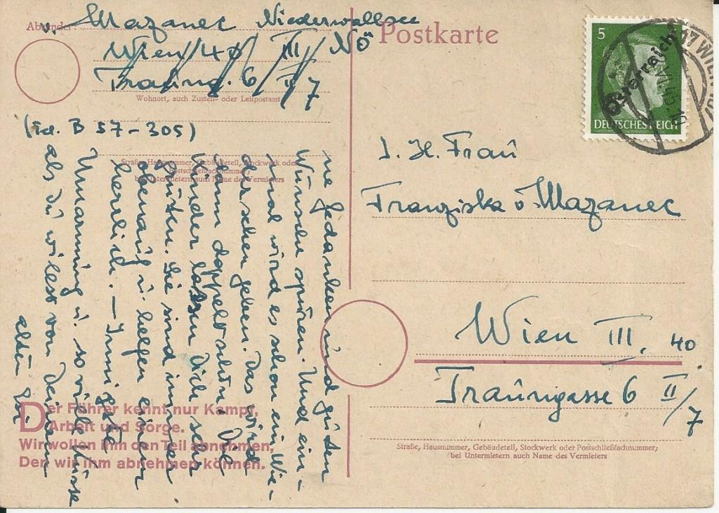 I. Wiener Aushilfsausgabe, erste Ausgabe - Seite 2 Bild_976