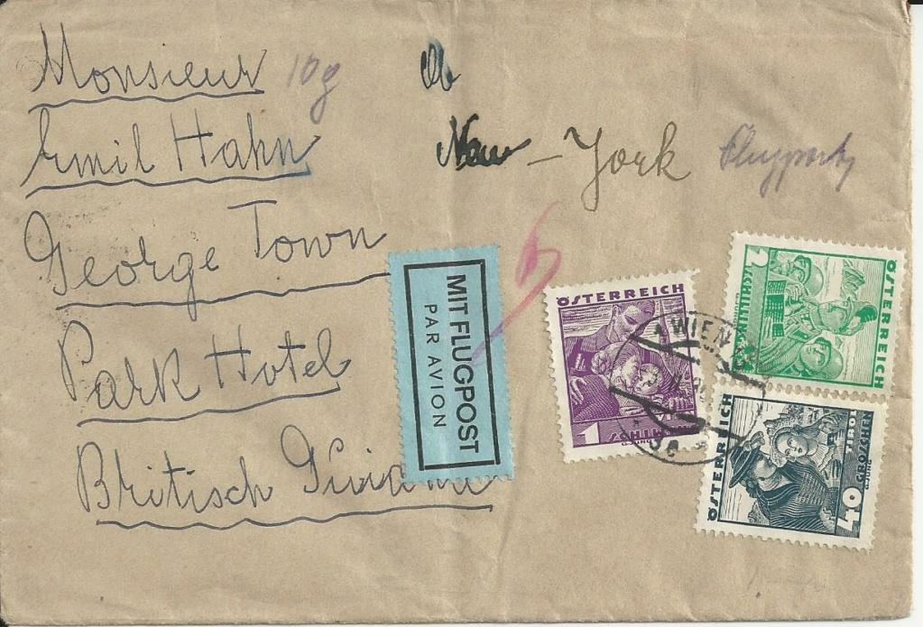 Österreich 1925 - 1938 - Seite 18 Bild_979
