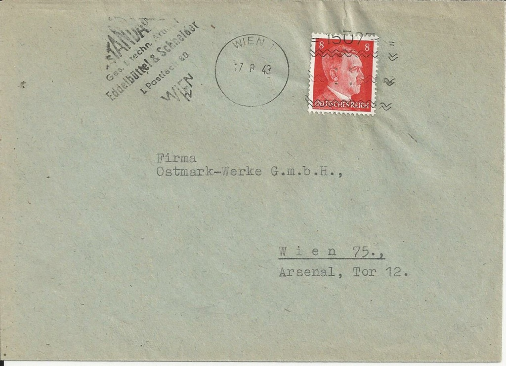 Österreich im III. Reich (Ostmark) Belege - Seite 27 Bild_997