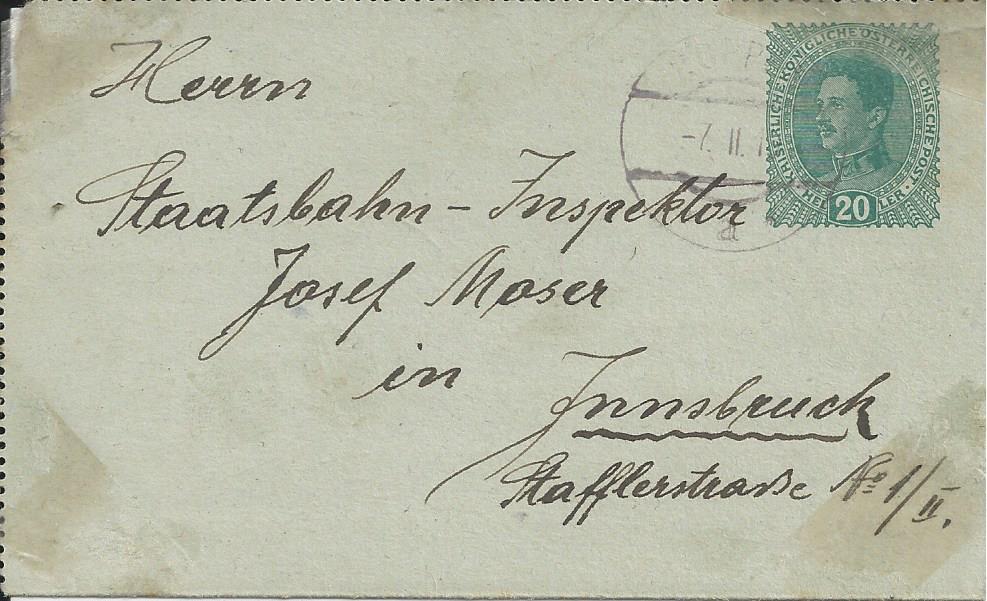 Inflation in Österreich - Belege - 1918 bis 1925 - Seite 29 Bild_998