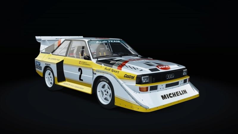 [Hotlap S6/M6] LE MONT-DORE / Audi Sport quattro Previe12