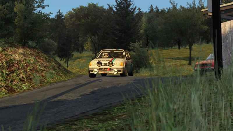 [HOTLAP Rally] Takigahara - 205 Rallye F2000 Screen13