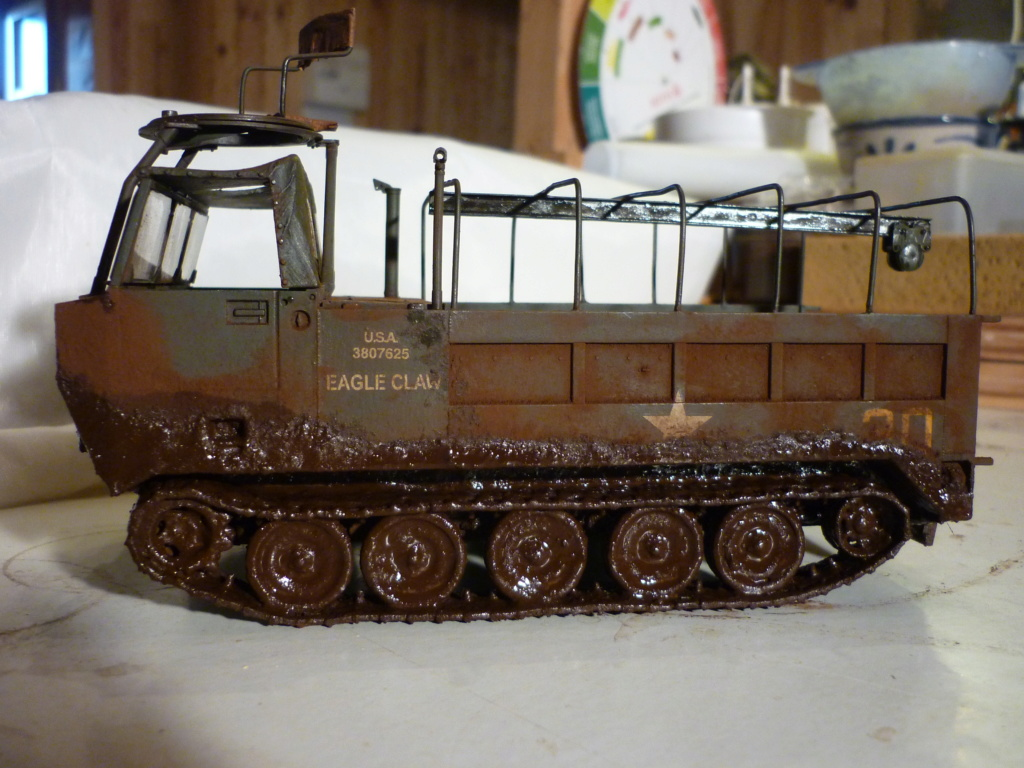 Ravitaillement - M548A1 . AFV CLUB . 1/35 - Page 2 P1090112