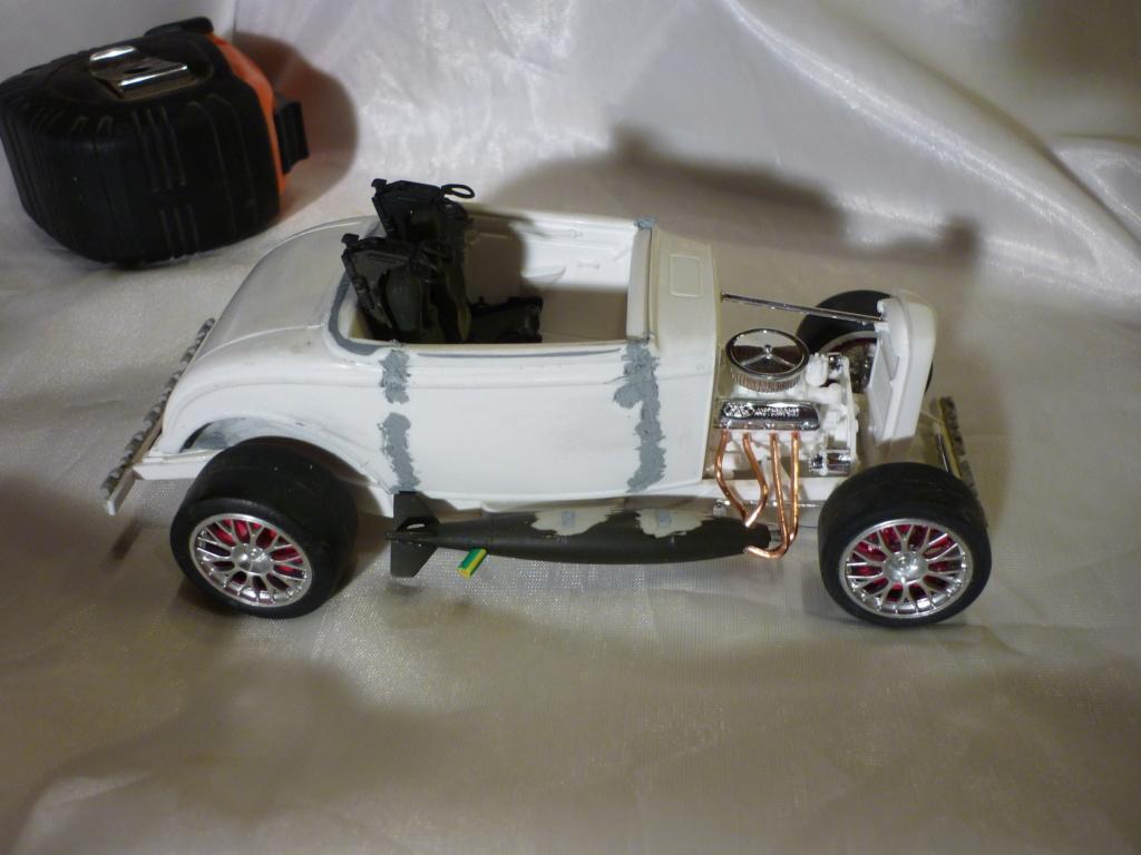 RATROD 32 Ford 3 : 1/25 : Revell Monogram  P1090121