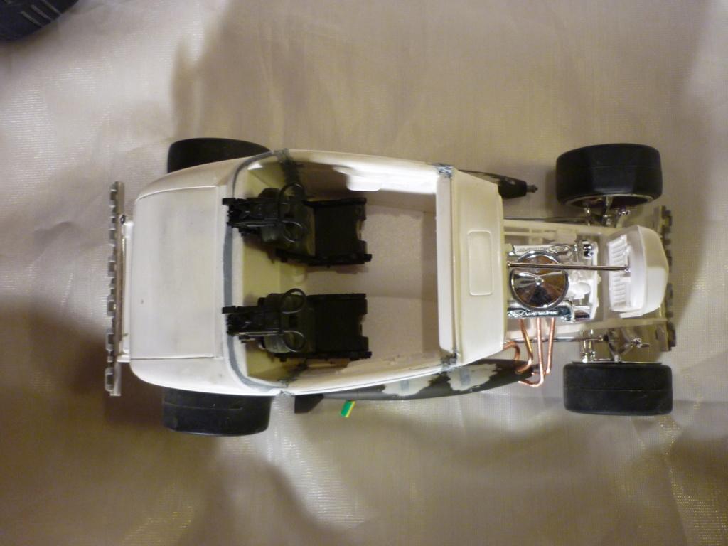 RATROD 32 Ford 3 : 1/25 : Revell Monogram  P1090122