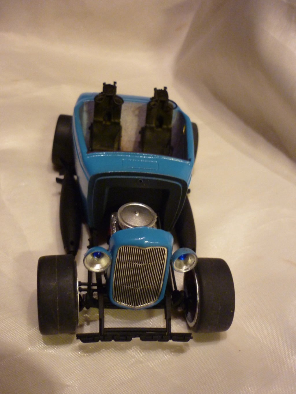 RATROD 32 Ford 3 : 1/25 : Revell Monogram  P1090126