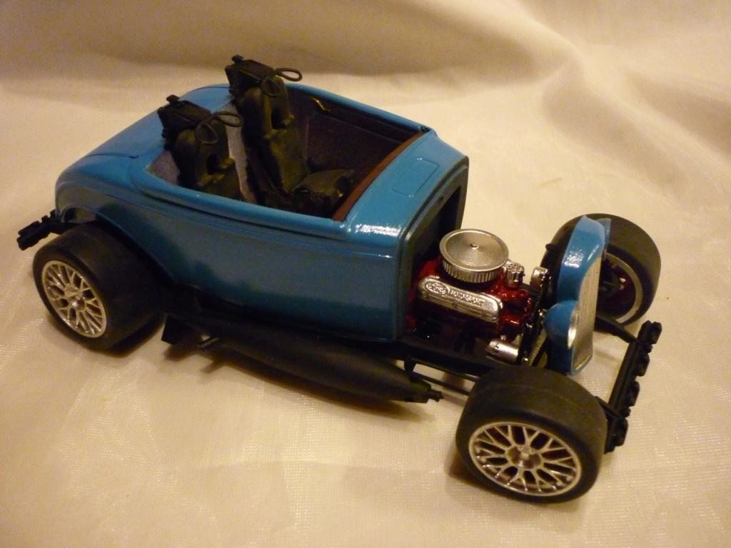 RATROD 32 Ford 3 : 1/25 : Revell Monogram  P1090127