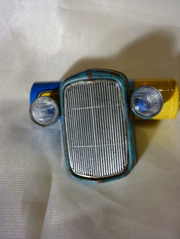 RATROD 32 Ford 3 : 1/25 : Revell Monogram  P1090131