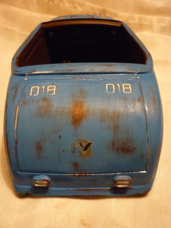 RATROD 32 Ford 3 : 1/25 : Revell Monogram  P1090132