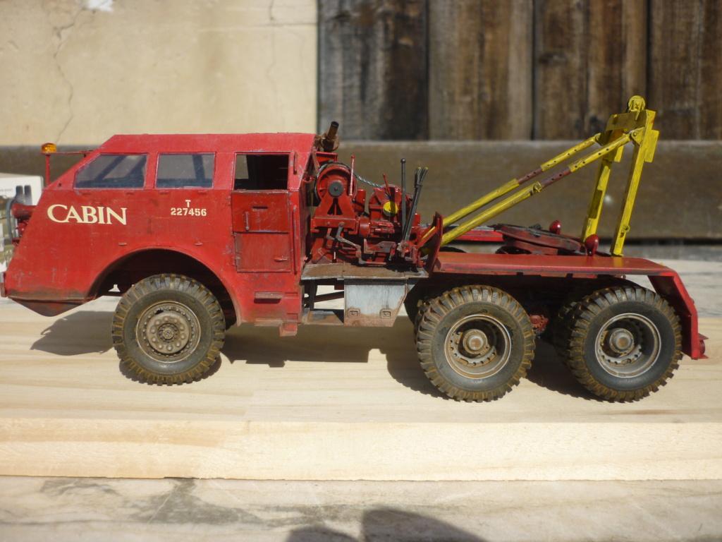 M26 dépanneuse civile - Tamiya - 1/35 P1110414