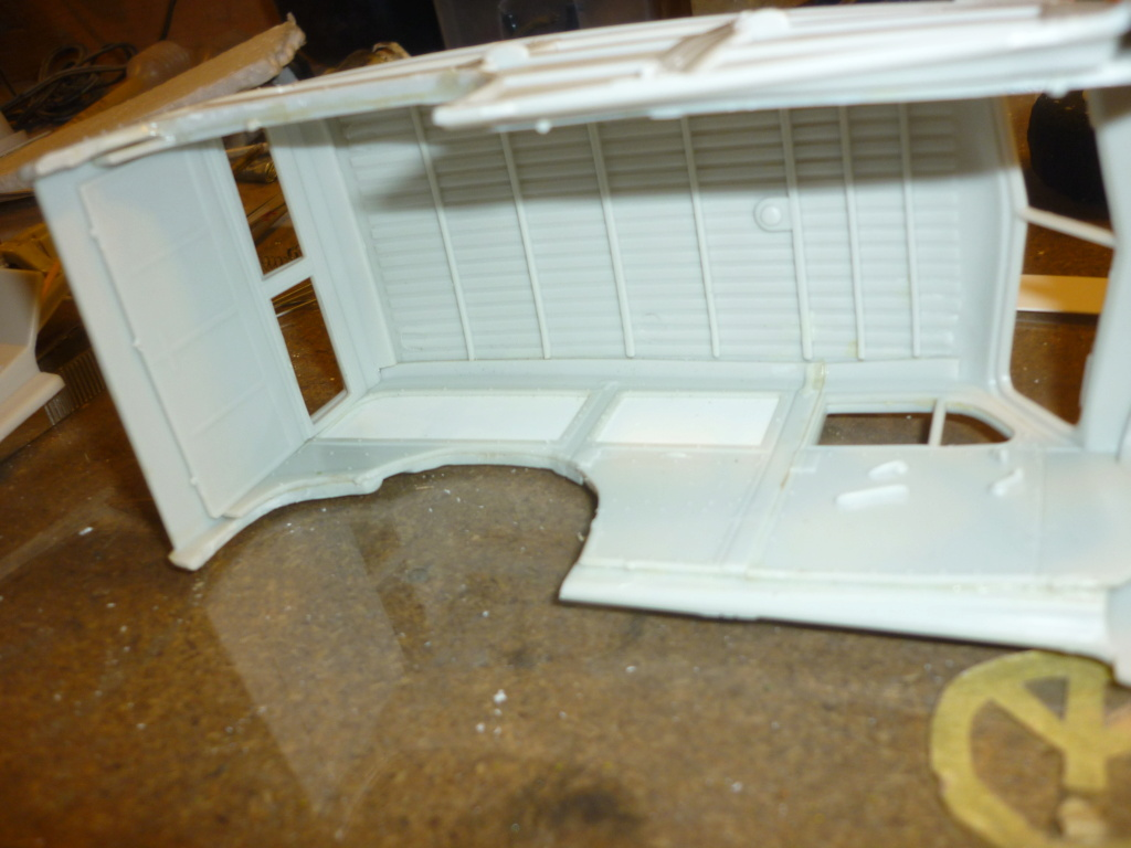 """"""" RAT ROD """" '41 Ford Woody Stock ; AMT ; 1/25 - Page 2 P1110725"""