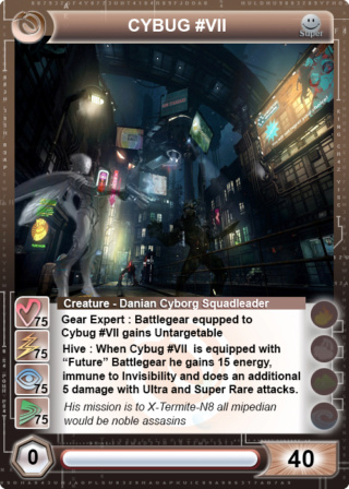 Gone Chaotic 3 Cybug10