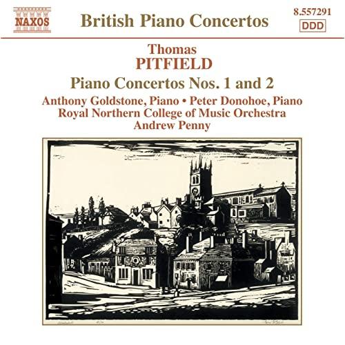 Concertos pour piano rares du XX° Siècle 81aip810