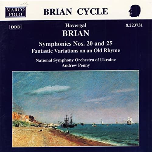 Havergal Brian (1876-1972) - Page 2 81njeo12