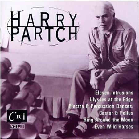 Harry Partch ou le patchwork en musique Derza10