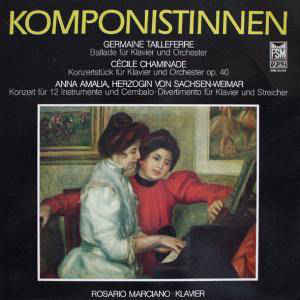 Pianistes peu connus ou bien oubliés . R-109511