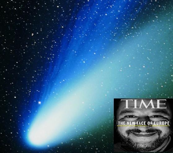 Meteore , comete et asteroidi  Com-sa10