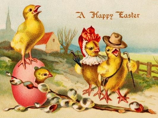 è sarà Pasqua Easter10