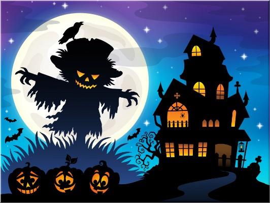 ... è, sarà halloween - Hallow10