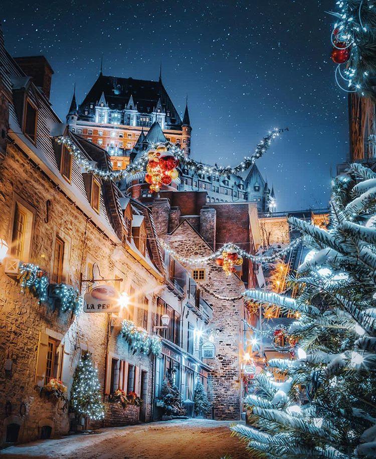 E sarà Natale. - Pagina 5 Quebec10