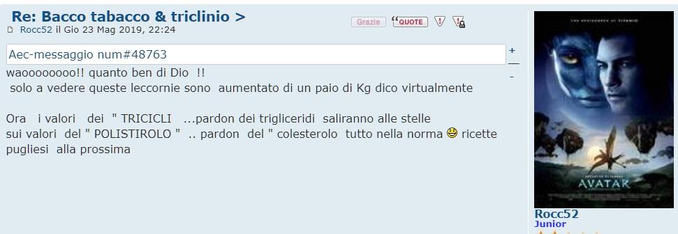 Bacco tabacco & triclinio > Roccs10